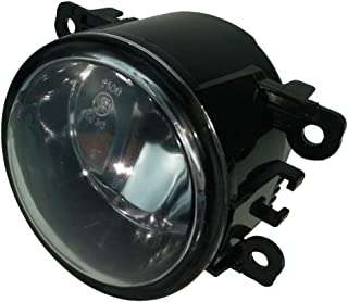 Fanlide Fog Light Lamp Assembly Front for Ford, Replacement 4F9Z-15200-AA, 4F9Z15200AACP, FO2592217, 88358