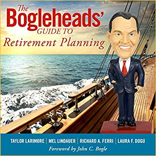 The Bogleheads' Guide to Retirement Planning audiobook cover art