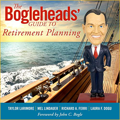 Page de couverture de The Bogleheads' Guide to Retirement Planning