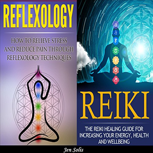 Reflexology: Reiki: 2 in 1 Bundle audiobook cover art
