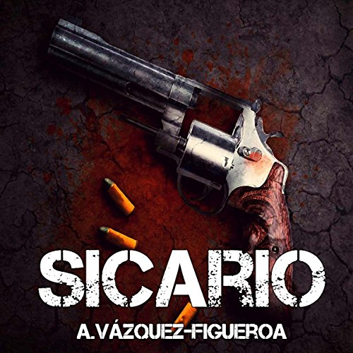 Sicario audiobook cover art