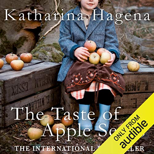 The Taste of Apple Seeds audiobook cover art