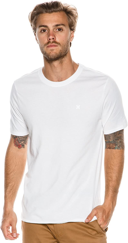 Homme Tee-Shirts Hurley M Benzo Pebble S//S Tee