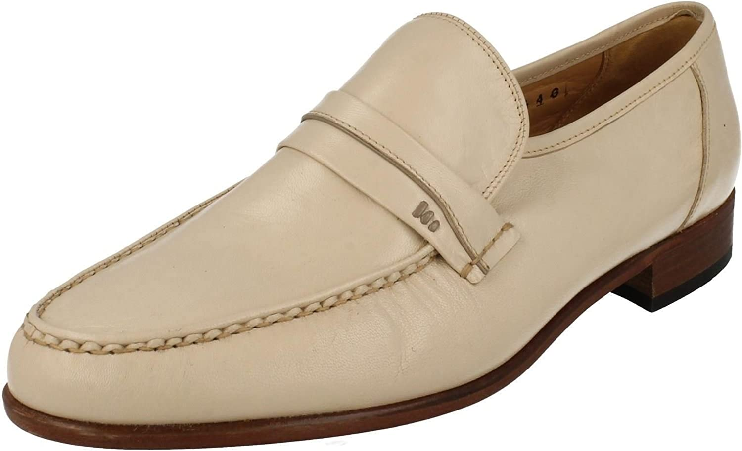 Mens Grenson Slip On Moccasin shoes Fitting G Style - Arizona 9654