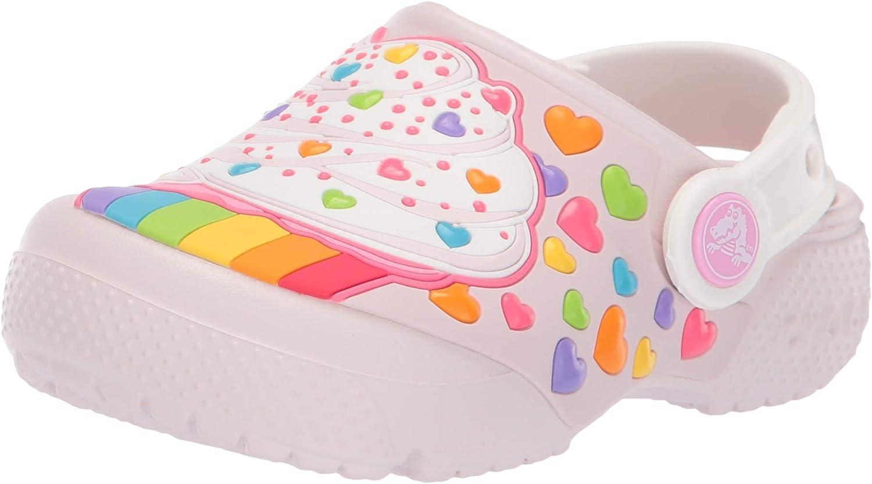 Crocs Kids' Boys and Girls Cupcake Clog