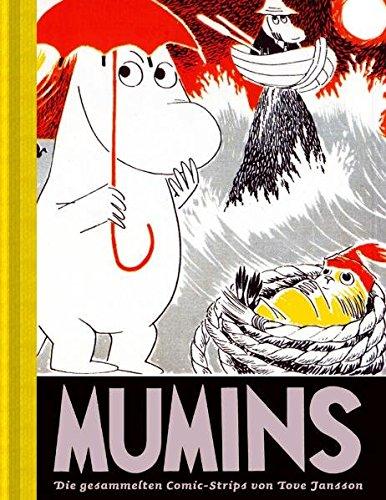 Mumins / Die gesammelten Comic-Strips von Tove Jansson: Mumins 4: Die gesammelten Comic-Strips von Tove Jansson