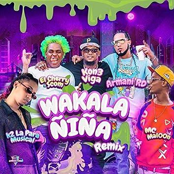 Wakala Ñiña (Remix)