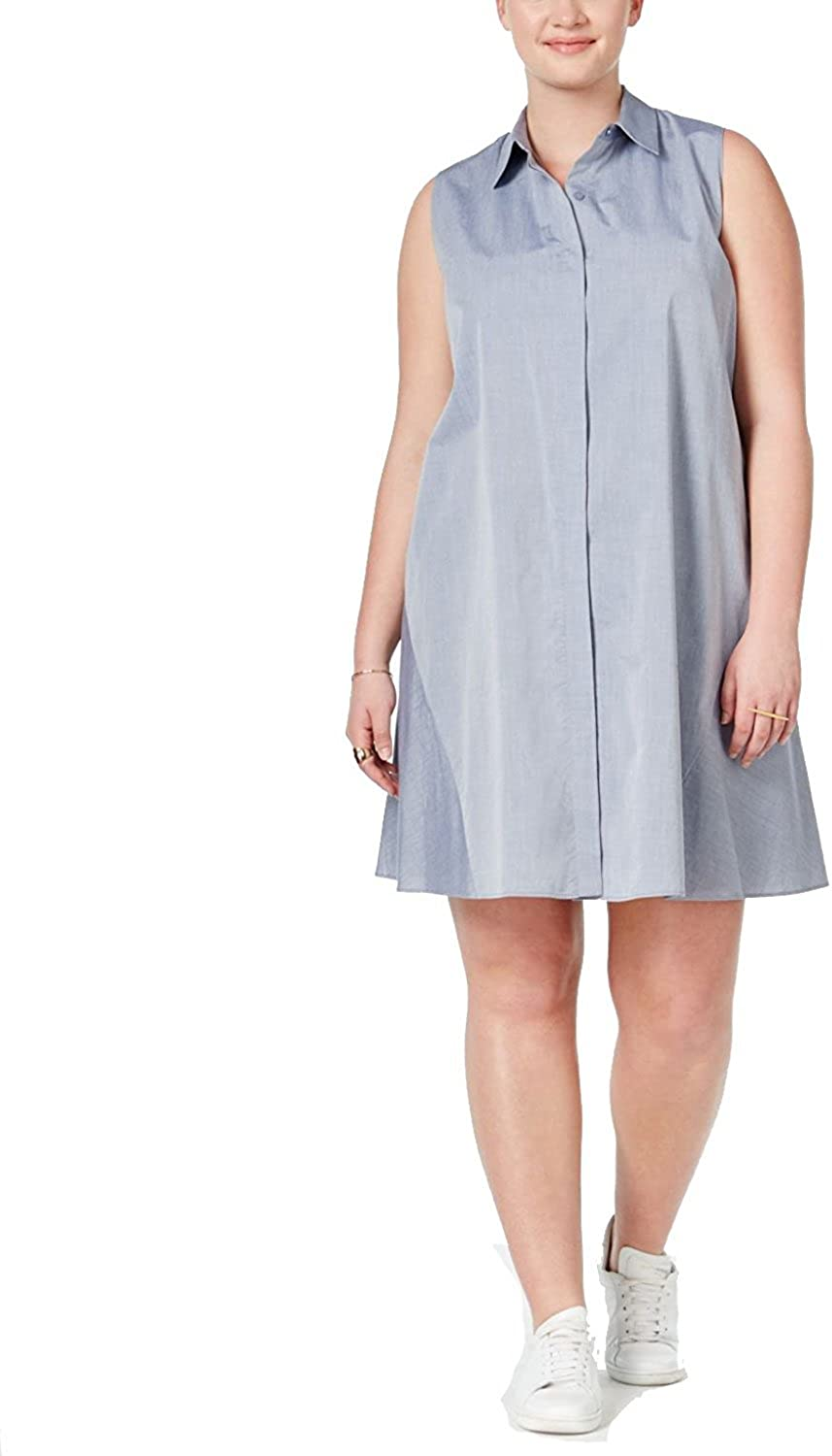 Rachel Rachel Roy Sleeveless Shirtdress
