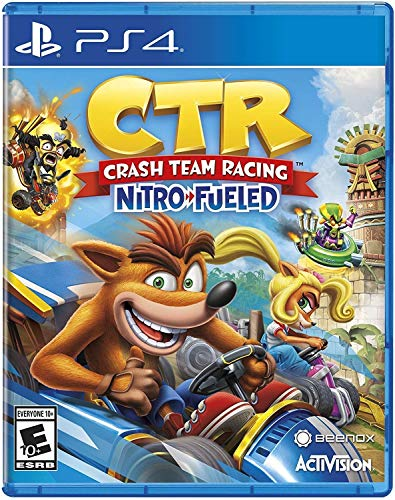 Crash Team Racing - Nitro Fueled -...