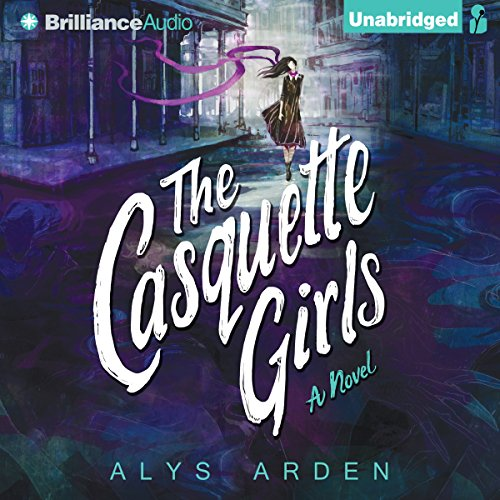 The Casquette Girls: A Novel cover art