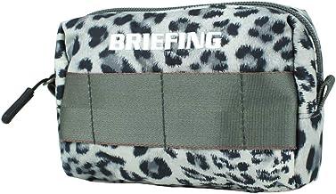 [ブリーフィング]ゴルフ BRIEFING GOLF MK POUCH LEOPARD M ポーチ BRG201G37 レオパード/420