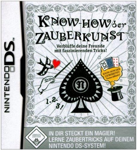 Know-how der Zauberkunst: Verblüffe deine Freunde mit faszinierenden Tricks! (inkl. Spielkarten)