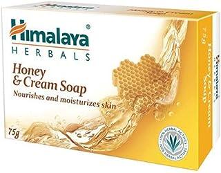 ヒマラヤハーバルクリームハニソープ 75gm Himalaya Nourishing CREAM & HONEY SOAP ボディーソープ (सरताज जापान)