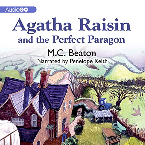 Agatha Raisin and the Perfect Paragon cover art