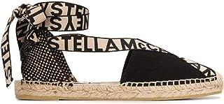 STELLA MCCARTNEY Luxury Fashion Womens 800160N0093K106 Black Espadrilles | Spring Summer 20