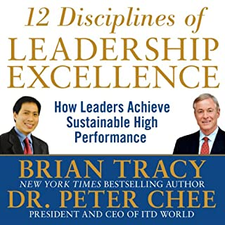 12 Disciplines of Leadership Excellence cover art
