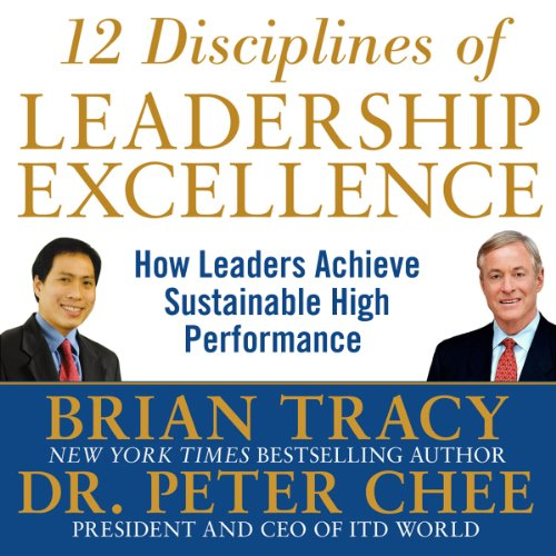 12 Disciplines of Leadership Excellence Titelbild