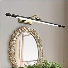 - Badkamerlamp Nordic Luxury 53/66/86 cm strip spiegel voorlicht, eenvoudige creatieve kaptafel badkamer make-up waterdich...