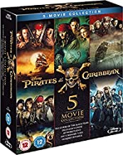 pirates of the caribbean set 1 5
