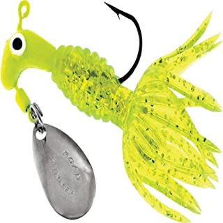 Road Runner Crape Thunder 1/8 Fishing Equipment, Sparkle