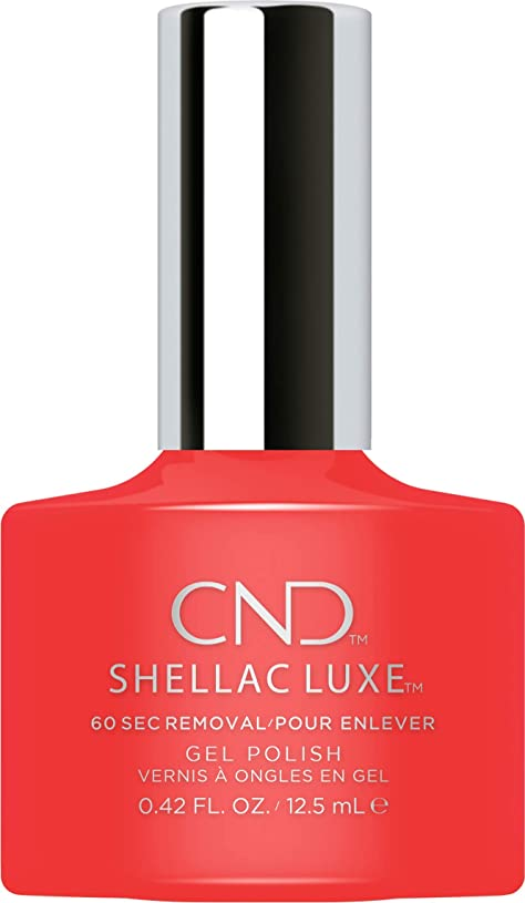 急速なたぶん異邦人CND Shellac Luxe - Mambo Beat - 12.5 ml / 0.42 oz