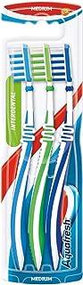 Aquafresh Interdental Tandenborstel Tris – verpakking met 12 drievoudige verpakkingen x 58 – 696 g