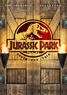 Jurassic Park Adventure Pack (Jurassic Park / The Lost World: Jurassic Park / Jurassic Park III)