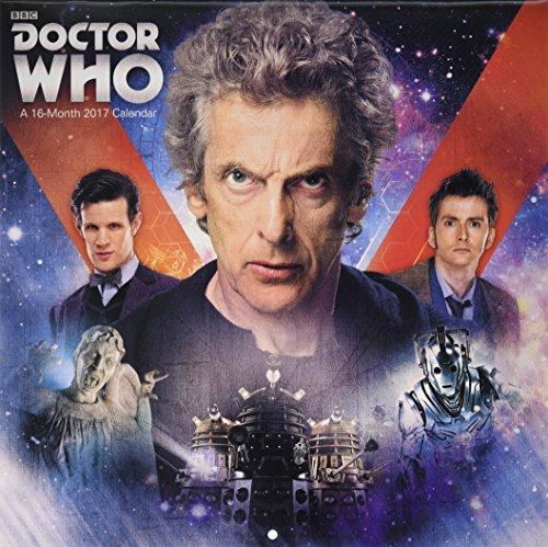 Doctor Who - 2017 Calendar