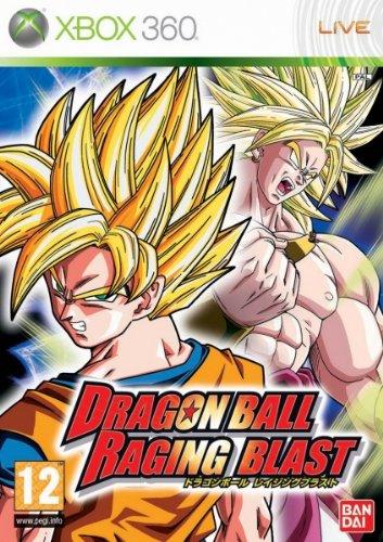 Dragonball Raging Blast [Importación italiana]