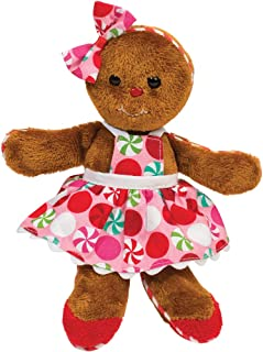 Douglas G.G. The Gingerbread Girl Plush Stuffed Toy