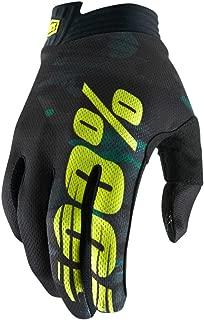 100% iTrack Glove - Men's Camo, L