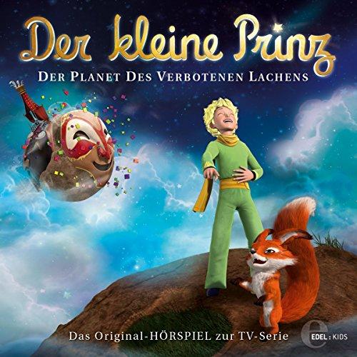Der Planet des verbotenen Lachens. Das Original-Hörspiel zur TV-Serie Titelbild