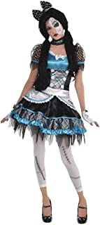 Teen Shattered Doll Costume - Small (3-5)   2 Ct.