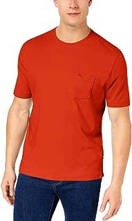 Mens Bali Sky Cotton Monogram T-Shirt