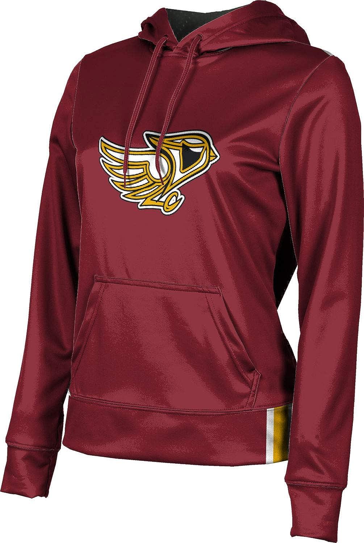 ProSphere Davison High School Girls' Pullover Hoodie, School Spirit Sweatshirt (Solid)