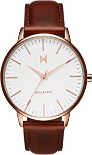 Boulevard Watches   38 MM Women's Analog Watch