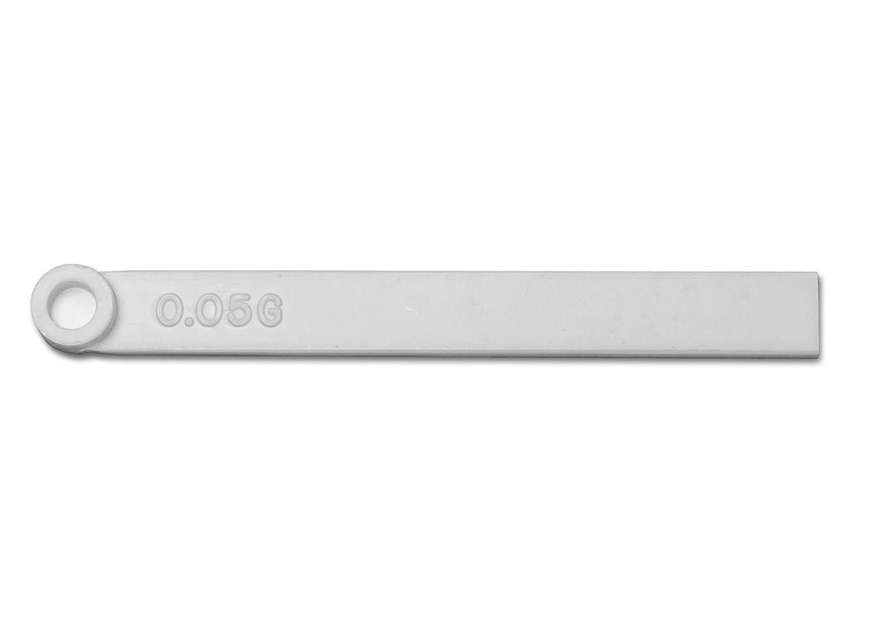 SP Bel-Art Mini New Challenge the lowest price of Japan Orleans Mall Sampling Spoon; Pack 0.0016oz Plastic 0.05ml