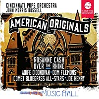 American Originals by Cincinnati Pops Orchestra