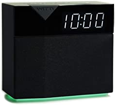 WITTI BEDDI Style | App Enabled Smart Alarm Clock with Bluetooth Speaker & USB