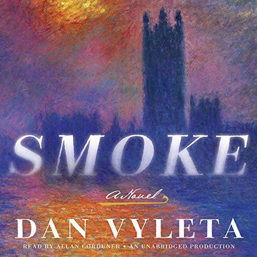 Smoke audiobook cover art