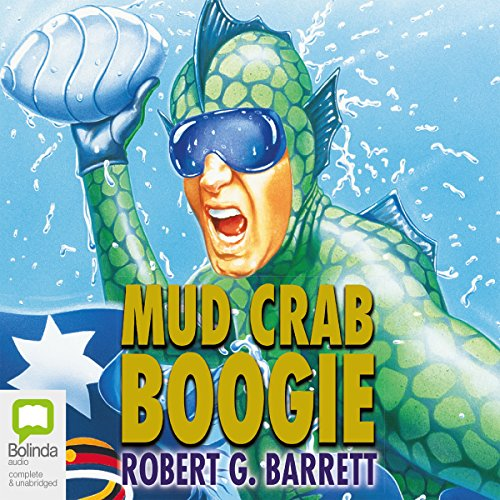 Mud Crab Boogie audiobook cover art