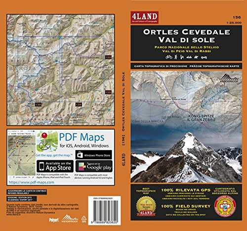 ORTLES CEVEDALE VAL DI SOLE: Parco Nazionale dello Stelvio Val di Peio Val di Rabbi