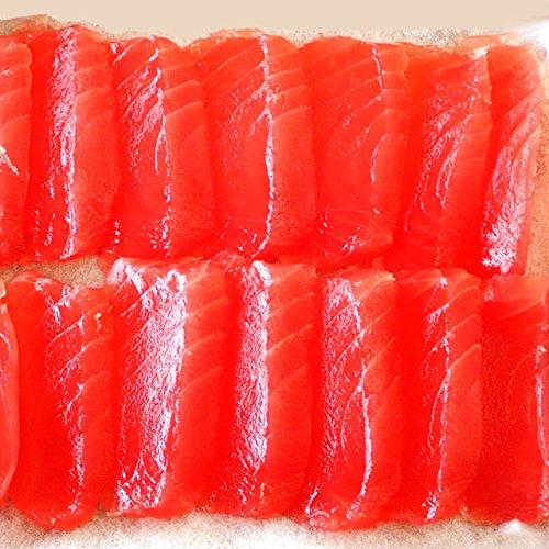 天然 ( 本マグロ 赤身 ) 150-250g 2-3冊 500g分 冷凍 料亭 寿司屋 ご用達 真空パック 宇和海の幸問屋