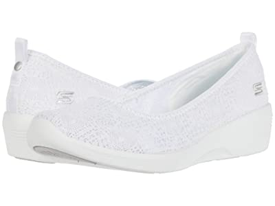 SKECHERS Arya Airy Days (White) Women