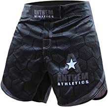 Anthem Athletics Defiance Kickboxing Short MMA Shorts - Muay Thai, BJJ, WOD, Cross-Training, OCR