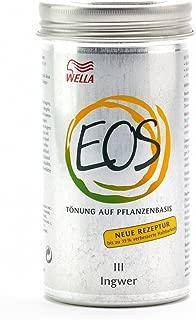 Wella Eos Coloración Vegetal Jengibre Tratamiento Capilar - 120 gr