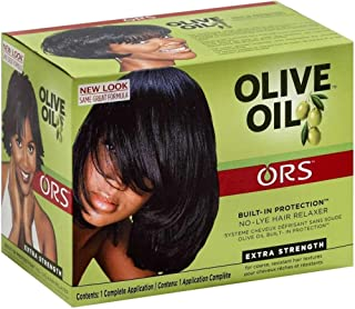 ORS Olive Oil No-Lye Relaxer Extra Strength - Kit