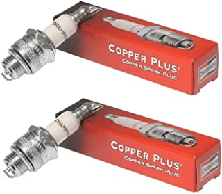 Champion QC12YC-2pk Copper Plus Small Engine Spark Plug Stock # 946 (2 Pack)