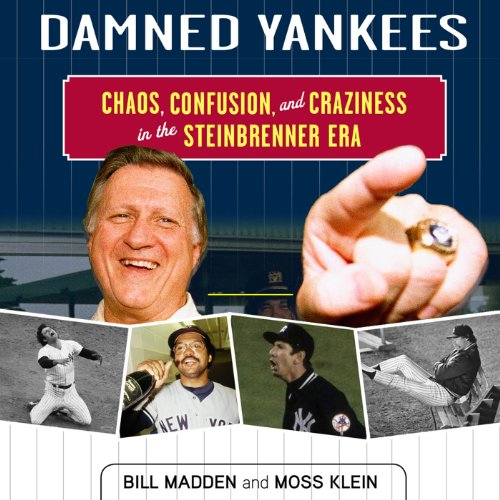 Damned Yankees audiobook cover art
