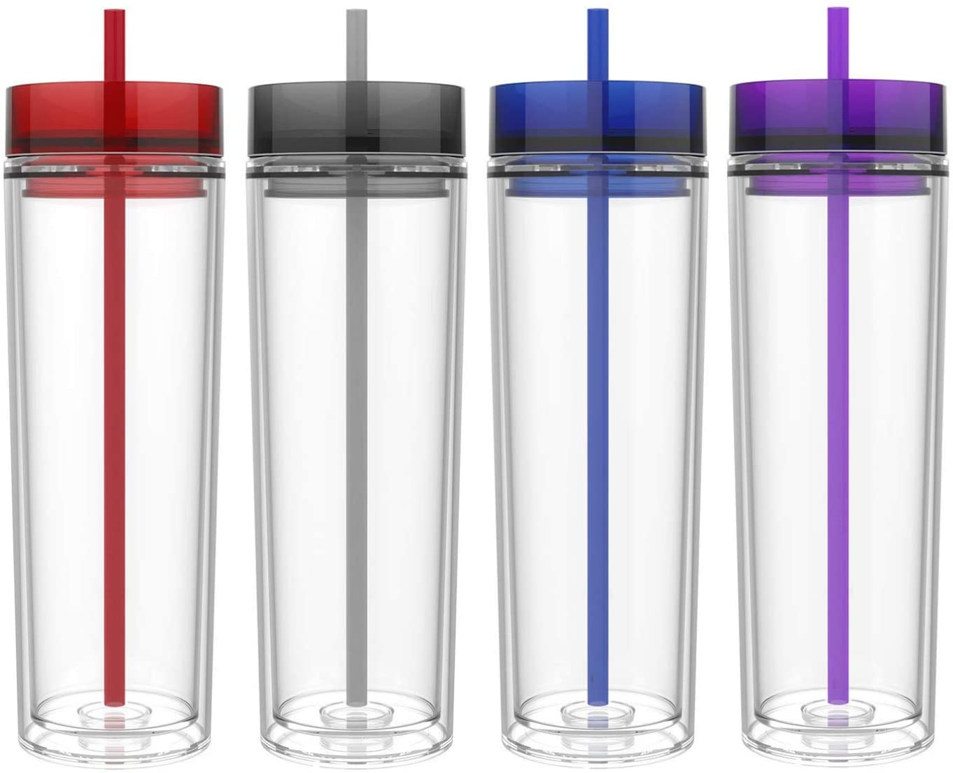 Maars Drinkware Double shopping Wall Insulated free shipping Skinny Acrylic wi Tumblers